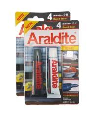 [BUNDLE DEAL] Araldite 4 Min Rapid Steel 15ml X 2