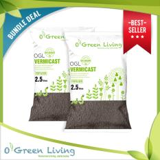 Bundle Set Ogl Vermicast 2 5 Litres X 2 Pcs Sale