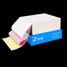 Sale Business Supplies Office Stationery 3 Ply 1000 Sheets Invoice Dot Matrix Paper Oem Wholesaler