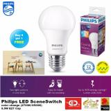 Buy 5 Get 1 Free Philips Sceneswitch Color Change Led Bulb 9 5W E27 Cap 3000K 6500K Sale