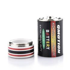 Buytra Stash Pill Box Diversion Battery Shape Safe Money - intl