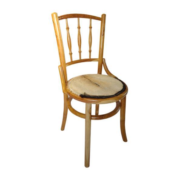 C03A Kopitiam Chair - Goathide