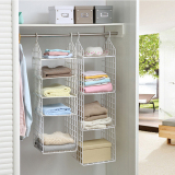 Can Be Hanging Wardrobe Storage Shelf Free Shipping
