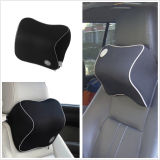 Price Compare Car Seat Headrest Pad Memory Foam Travel Pillow Head Neck Rest Support Cushion Intl