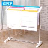 Jia Mei Floor Stainless Steel Bathroom Towel Rack Sale