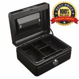 Where To Shop For Carl 6 Inch Cash Box With Key Lock Cb 2006