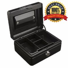 Discount Carl 6 Inch Cash Box With Key Lock Cb 2006 Carl Singapore