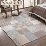 Price Nordic Simple Country American European Bedside Bedroom Rug Oem Original