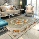 For Sale Carpet Living Room European Style Coffee Table Slip Bedroom Full Shop Sofa Before Modern Minimalist Coral Velvet Mats Can Be Machine Wash