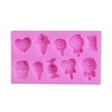Price Cartoon Bakeware Silicone Fondant Mold Cake Decoration Mold Oem China