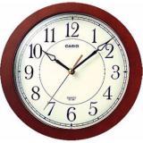 Casio Brown Wall Clock Iq126 5D In Stock