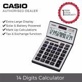 How To Get Casio Js 140Tvs Sr 14 Digits Heavy Duty Desktop Calculator