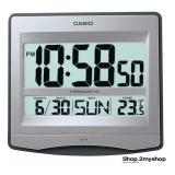 How Do I Get Casio Wall Clock Thermometer Calender Id 14S 8D