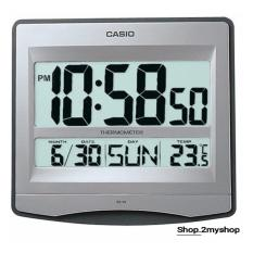 Cheapest Casio Wall Clock Thermometer Calender Id 14S 8D Online