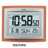 Price Casio Wall Clock With Thermometer Calender Id 15S 5D Online Singapore