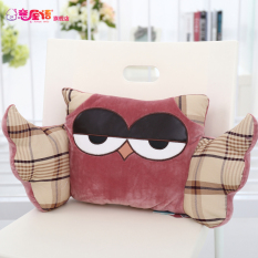 Latest Cat Head Eagle Pregnant Bedside Office Chair Student Lumbar Pillow