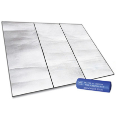 CatWalk Dampproof Mat Picnic Hiking Outdoor Pad Multiply Side Aluminum Film 300X300 cm (Intl) (Intl)