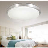 Top Rated Ceiling Lights Led Modern Lighting Bedroom Livingroom Lampshades Surface Mounted Balcony 12W Led Ceiling Lamp Pure White Intl