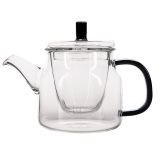 Sale Taocigushi Heat Resistant High Temperature Glass Red Teapot Tea Pot Oem Original