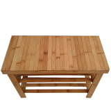 Sale 60 Cm 3 Tier Bamboo Stool For Shoe Changing Oem Original
