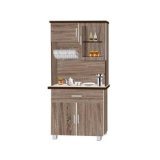 [Megafurniture]Channing Kitchen Cabinet with Top