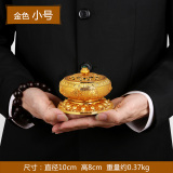 Where To Shop For Charity Eight Incense Burner Ornaments Antique Incense Aromatherapy Furnace Home Incense Road Buddha Antique Supplies 0052