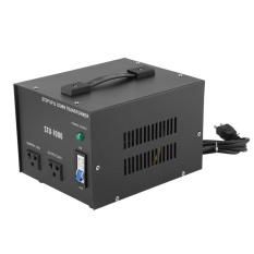 Price Cheer 1000W Step Up Down Electrical Power 220 110V Voltage Converter Transformer Black Us Plug Intl Oem China