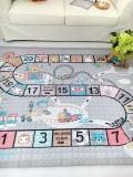 Buy Cheap Children Cotton Carpet Puzzle Games Design From Korea