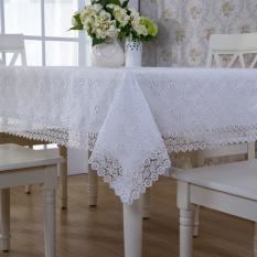Buy Idyllic Embroidered Porous Cha Ji Bu Tablecloth Oem Online