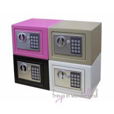 Classic Portable Digital Security Box Safety Storage Jewelry Safe Organizer For Sale