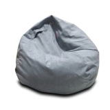 Sale Classical Bean Bag Light Grey Singapore
