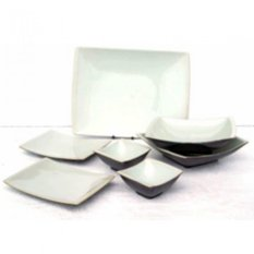 Best Deal Claytan 7Pcs Bowl And Plate Set Jlgn