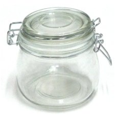 Clear Lid Jar 5L 6Pc For Sale