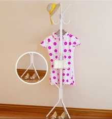 Sale Clothes Hanger Coat Stand White