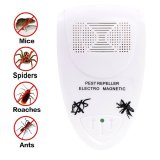 Review Cocotina Electronic Ultrasonic Anti Pest Bug Mosquito Cockroach Mouse Killer Repeller Eu Plug Cocotina