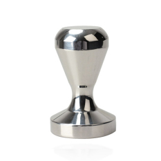 Sale Coffee Barista Espresso Tamper 51Mm Base Clear Body Stainless Steel Press Oem Cheap
