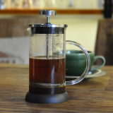 Glass French Press Pot Coffee Pot Oem Discount