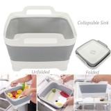 Price Collapsible Sink Kitchen Foldable Storage Colander Strainer Caravan Boat Camping Intl Online China
