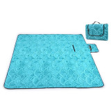 Purchase Color Sand Mat Camping Mat Outdoor Picnic Mattress Beach Mat Oxford Sand Mat Beach Cushion 5 Online