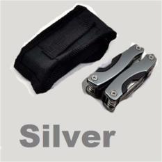 Lowest Price Coloured Jeep Mini Multi Tool Pliers Silver