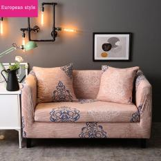 Sale Mimosifolia Combination Sofa 3 4 Seater Couch Many People Settee Protect Cover Stretch Slipcover Slip Resistant Soft Fabric Length 195 Cm To 230 Cm … Mimosifolia