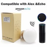 Price Compatible Alexa And Echo E27 Wifi Rgb Smart Bulb Light Bulb Power Plug Remote Control By App Directly In Phone Support Ios Android No Distance Limited With Feedback Iphone6 6S Iphone7 Intl Oem Original