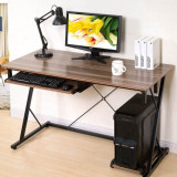 Computer Study Table With Keyboard Drawer Model Z Htm Seller Installation Included Compare Prices