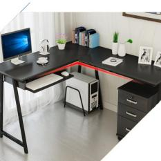 Computer Study Table Without Cabinet (Model: 701 BLM) - Seller Installation included