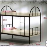 Buy Contemporary Mintz Double Decker Bed 2 Persons