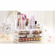 Acrylic Cosmetic Drawer Storage Box