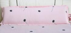 Purchase Cotton Black White Long Pillowcase Pillow Cover Double Pillowcase Online