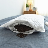 Where To Buy Cotton *d*lt Buckwheat Pillow Buckwheat Leather Pillow