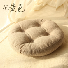 Lowest Price Cotton Linen Thick Tatami Windows And Meditation Cushion Futon