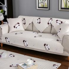 Non-slip Cotton Sofa Cover